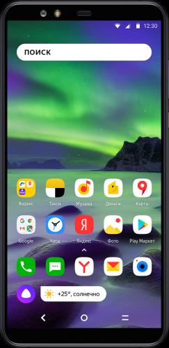 Yandex Phone (Amber)