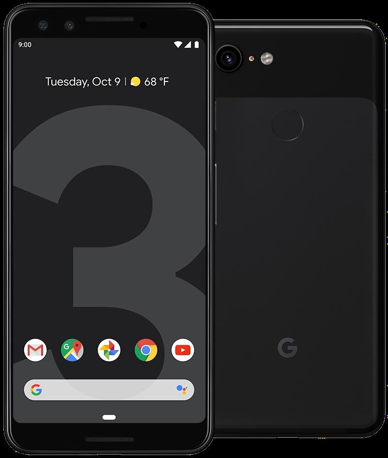Google Pixel 3 (blueline)