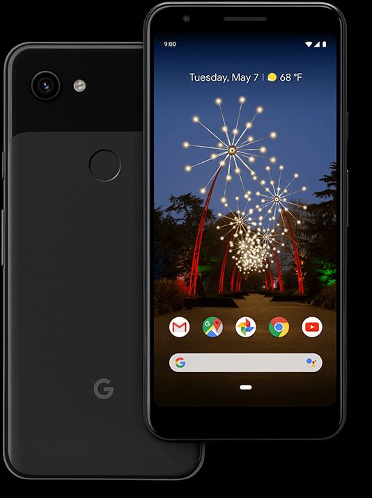 Google Pixel 3a XL (bonito)