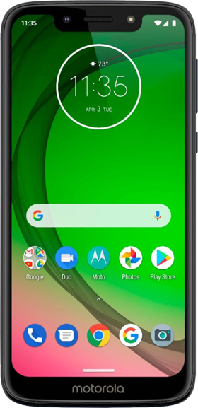 Motorola Moto G7 Play (channel)