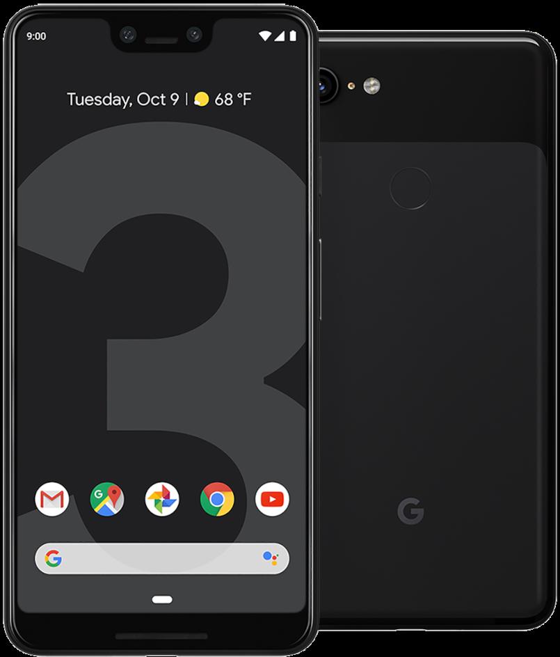 Google Pixel 3 XL (crosshatch)