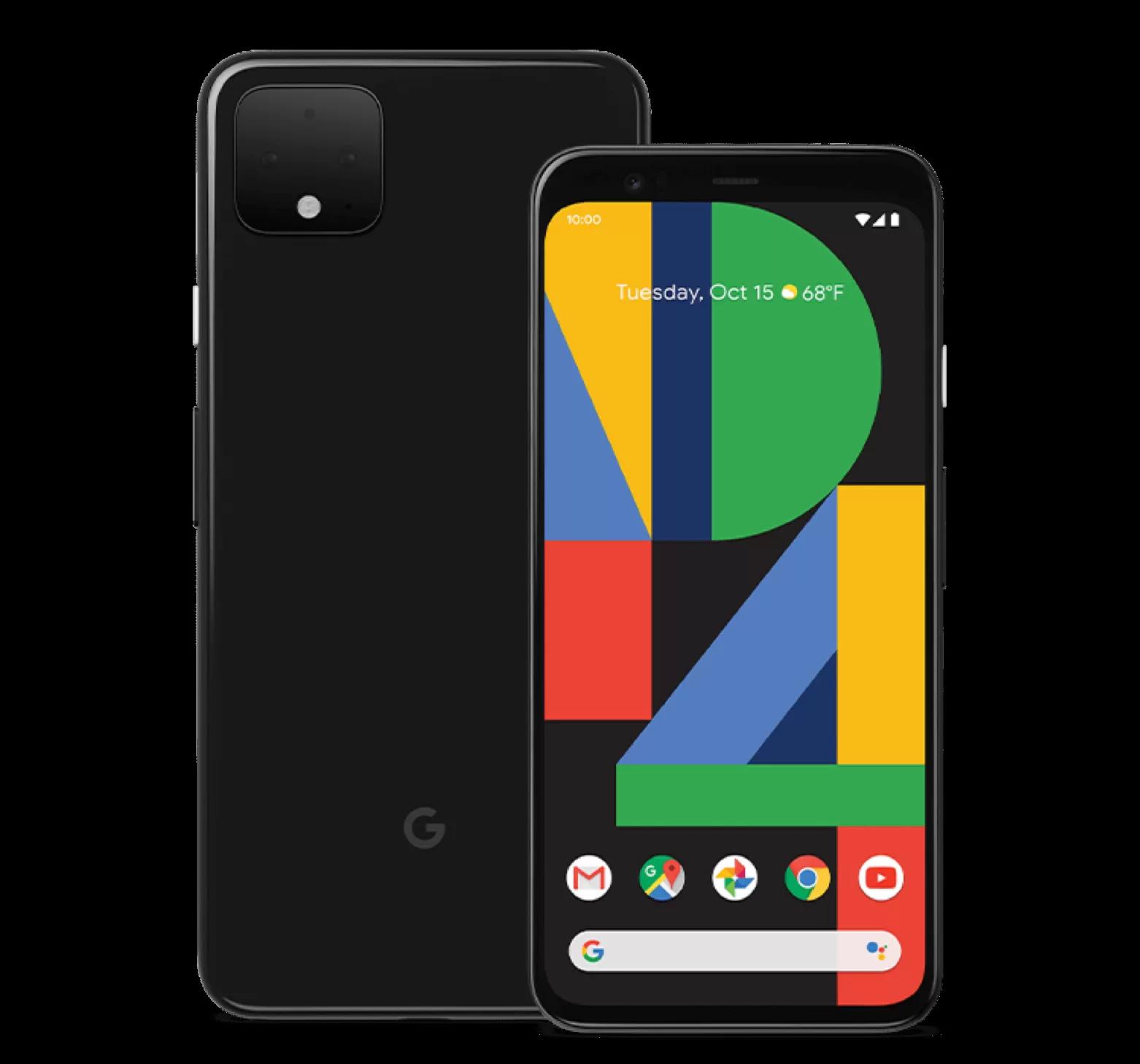 Google Pixel 4 (flame)