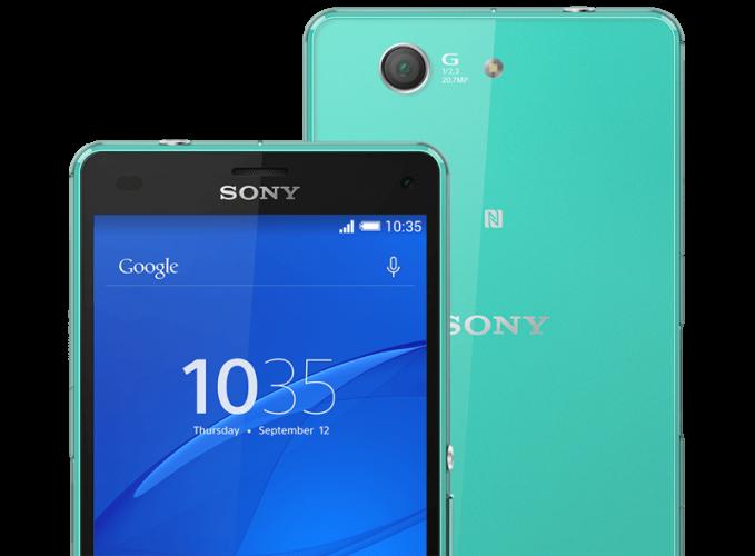 Sony Xperia Z3 Compact (z3c)