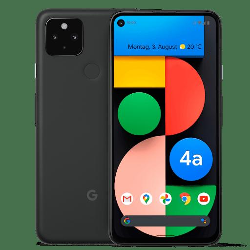 Google Pixel 4a 5G (bramble)