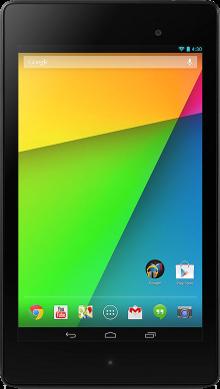 Google Nexus 7 2013 (flox)