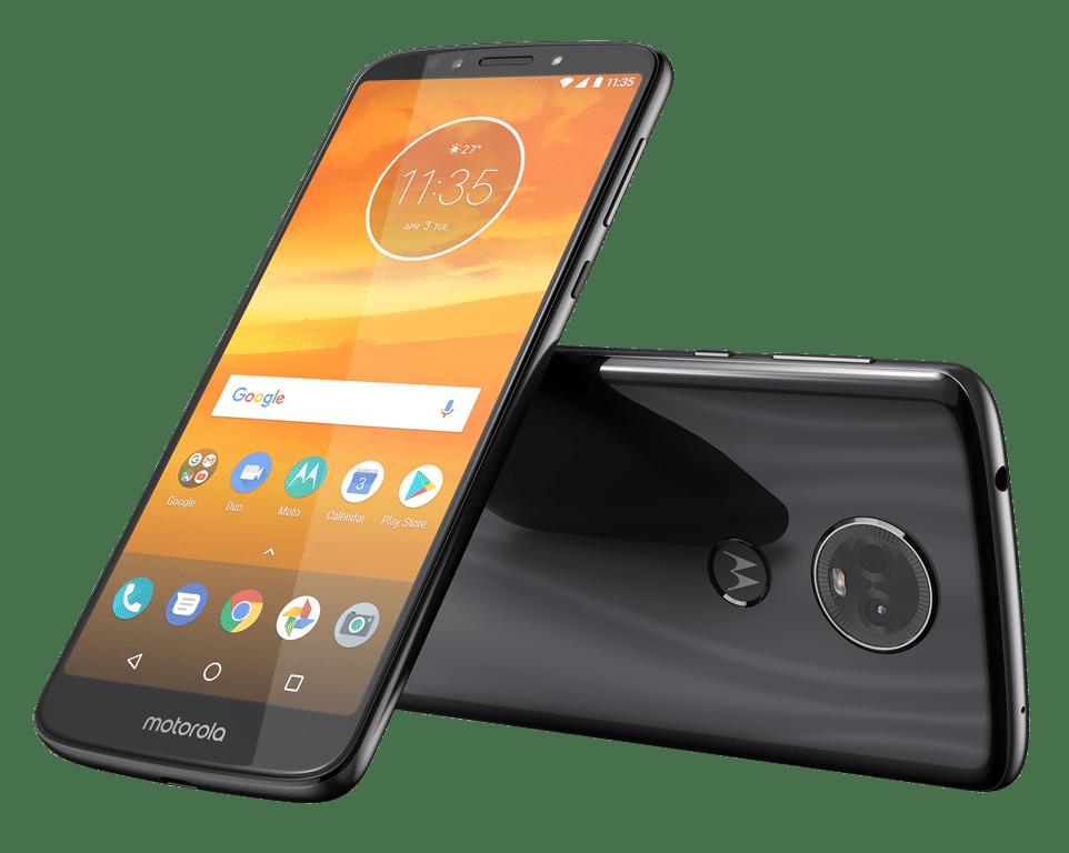 Motorola Moto E5 Plus (rhannah)