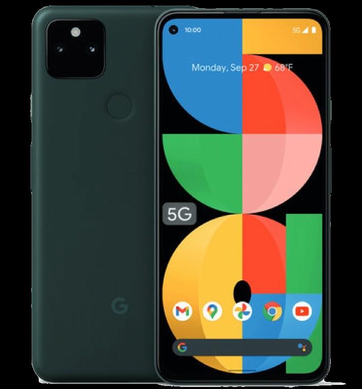 Google Pixel 5a (barbet)